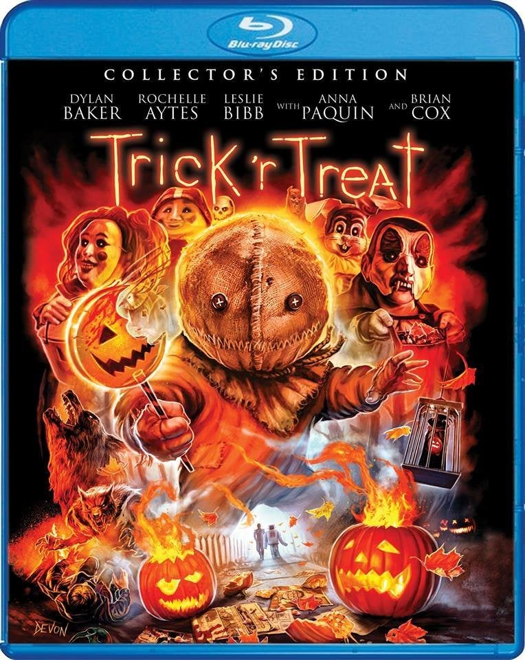 trick r treat blu ray scream factory