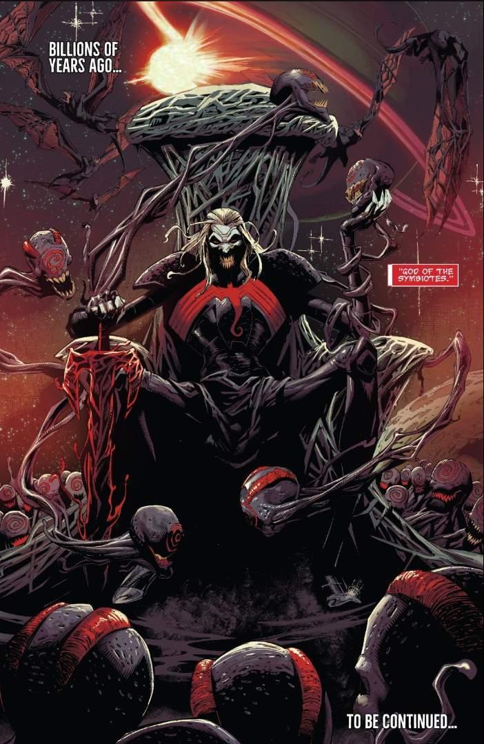 Venom Knull God of Symbiotes