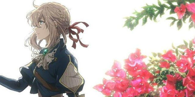 'Violet Evergarden' Movie Shares New Poster