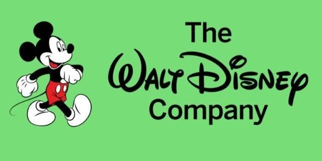 Walt Disney Company Green