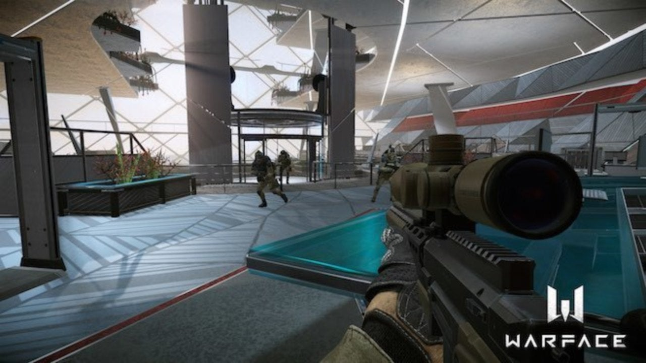 Why does warface take off