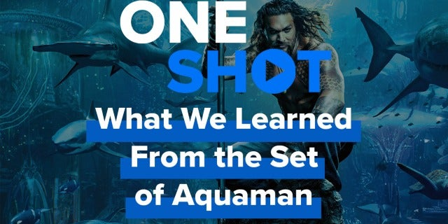 What We Learned from the Set of Aquaman screen capture