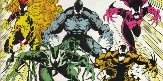 Who Is Riot - Symbiotes