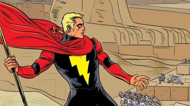 Who's Who in Marvel Infinity Wars - Adam Warlock
