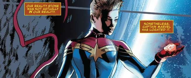 Who's Who in Marvel Infinity Wars - Captain Marvel
