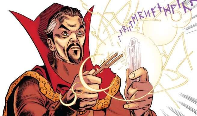 Who's Who in Marvel Infinity Wars - Doctor Strange