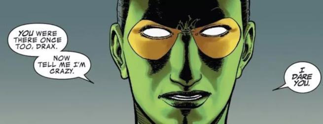 Who's Who in Marvel Infinity Wars - Gamora
