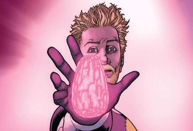 Who's Who in Marvel Infinity Wars - Star-Lord