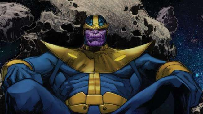 Who's Who in Marvel Infinity Wars - Thanos