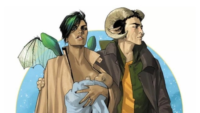 Why Start Reading Saga Now - Cover