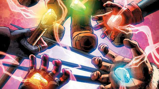 Why We Loved Infinity Countdown - Crossovers