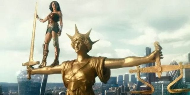 Wonder Woman 1984 IMAX Sequences