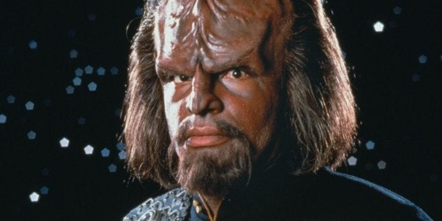 Worf Star Trek The Next Generation