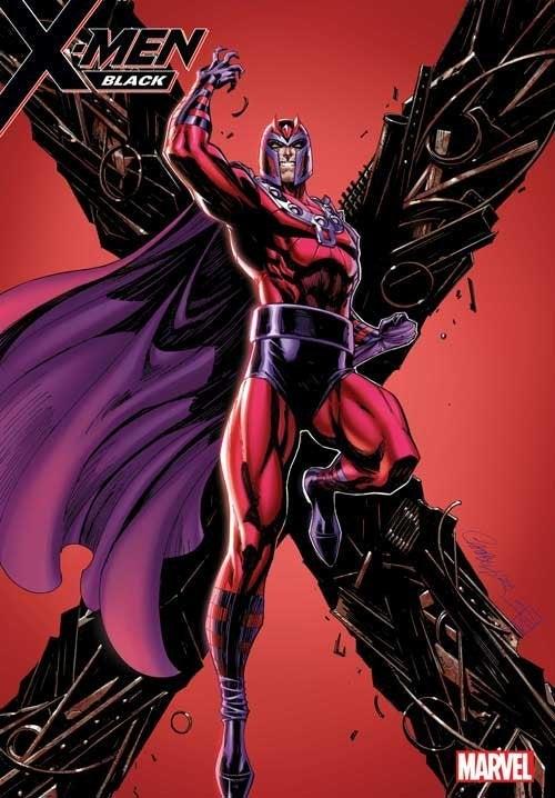 X-Men Black Teaser