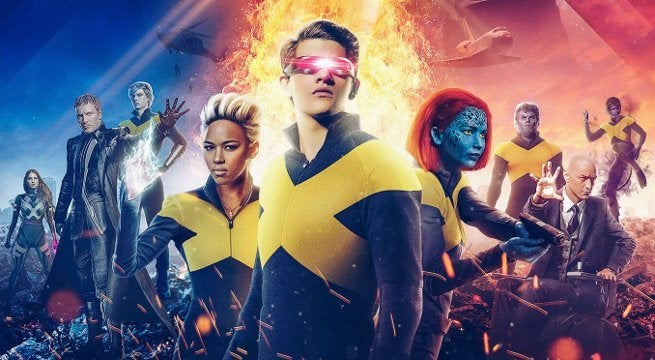 X-Men Dark Phoenix Header