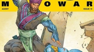 X-O Manowar #19 Preview