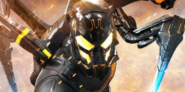 Yellowjacket Ant-Man