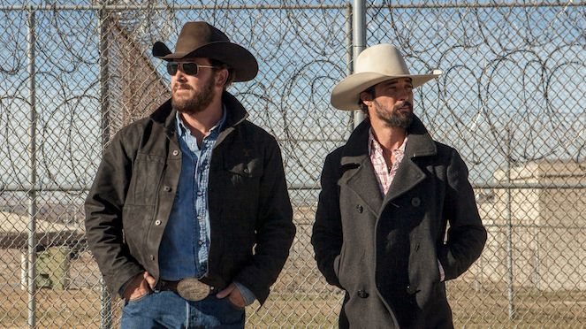 Yellowstone-cole-hauser-ryan-bingham-Paramount-Network