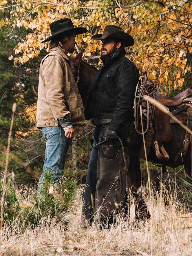 Yellowstone-episode-6-rip-wheeler-cole-hauser-kayce-dutton-luke-grimes-paramount-network
