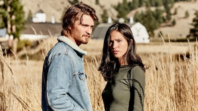 Yellowstone-Luke-Grimes-KAyce-Dutton-Kelsey-Asbille-Monica-Long-Paramount-Network