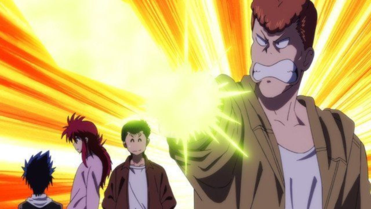 New Yu Yu Hakusho Anime Special Getting English Release From Funimation