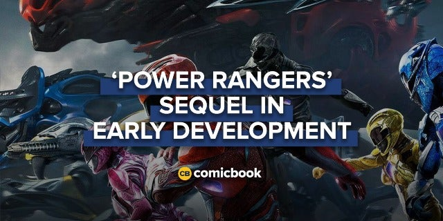 'Power Rangers' Sequel in Early Development screen capture