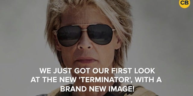 'Terminator' Sequel First Look Revealed screen capture