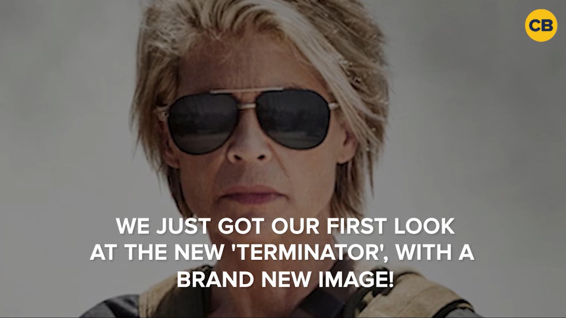 'Terminator' Sequel First Look Revealed screen capture