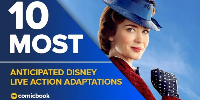10 Most Anticipated Disney Live Action Adaptations screen capture