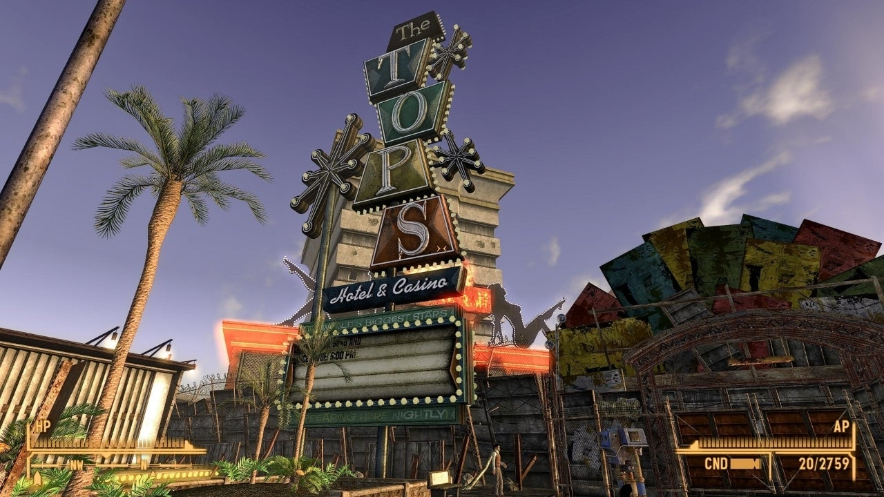 This Fallout: New Vegas Mod Breathes Fresh Life Into the Mojave Desert