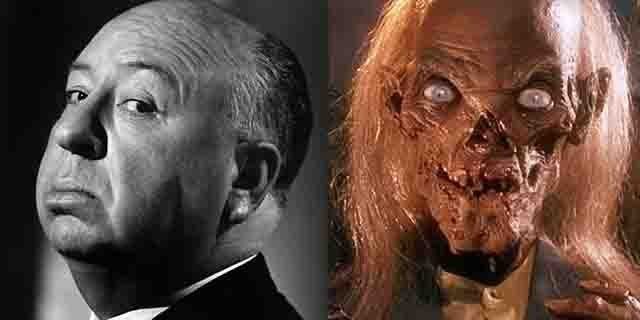alfred hitchcock tales from the crypt