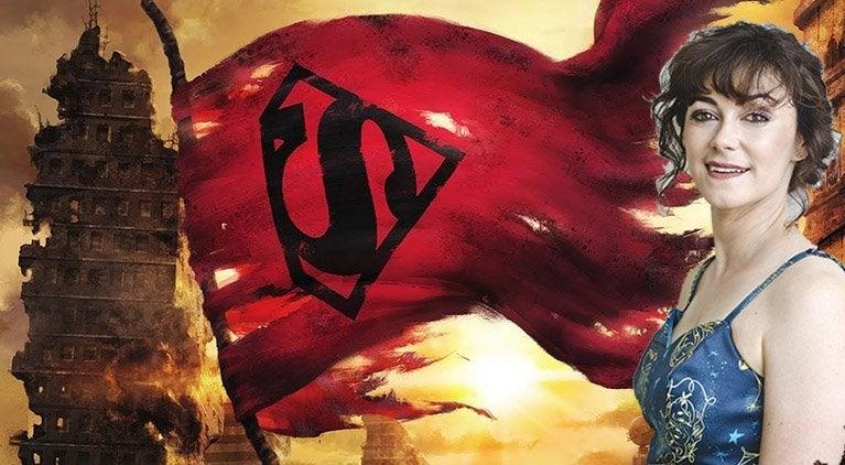 amanda troop death of superman maggie sawyer