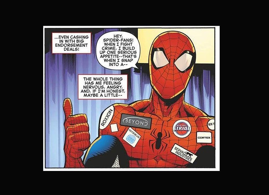Amazing-Spider-Man-Marvel-Scrubs-Art