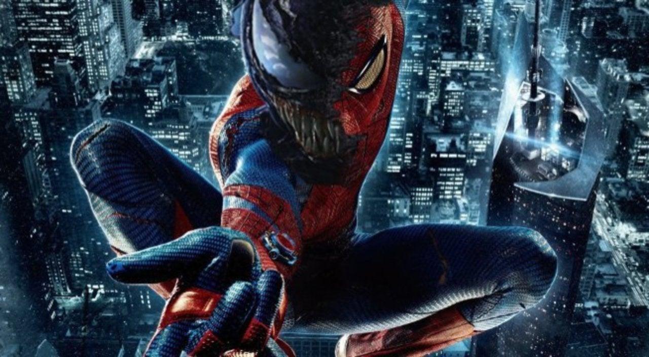 venom battles the amazing spider-man in fan trailer mashup