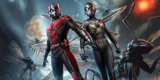 Ant-Man and the Wasp China