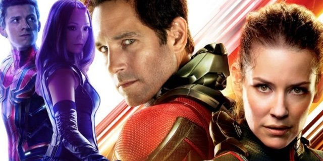 'Ant-Man and the Wasp': Paul Rudd and Evangeline Lilly's Dream MCU Team-Ups