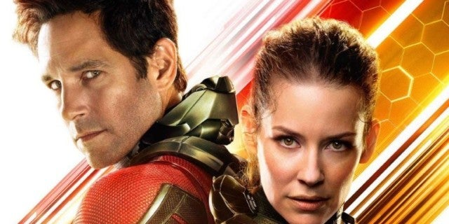 Ant-Man and Wasp