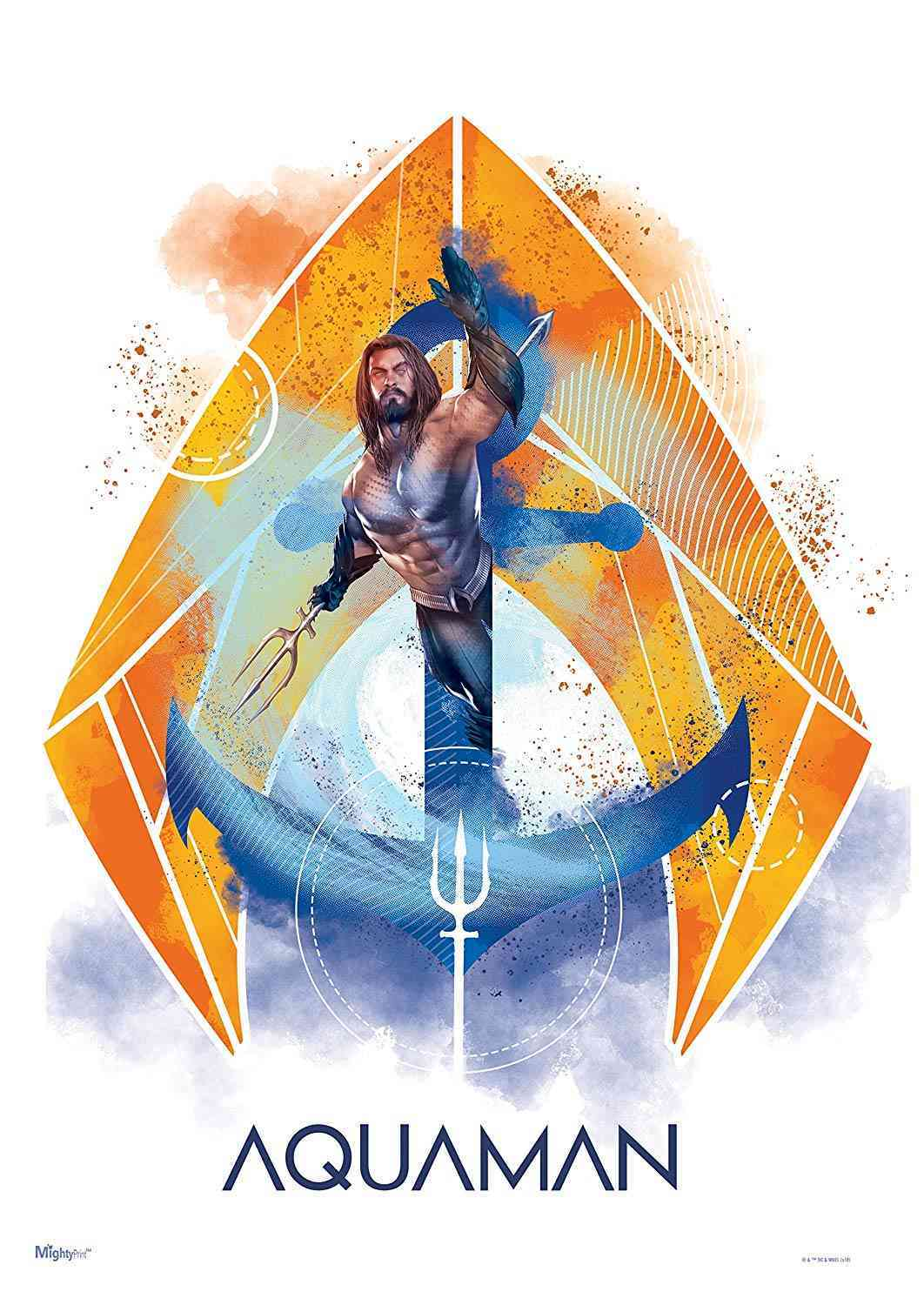 Aquaman MightyPrint