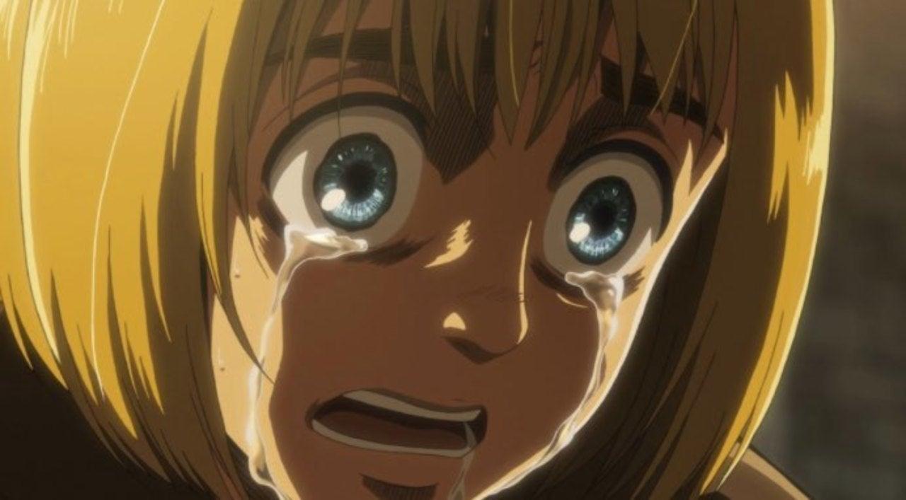 Attack On Titan' Creator Drops One Depressing Armin Teaser