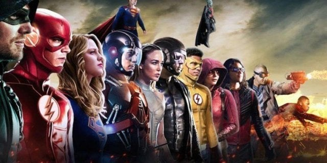 Arrowverse Superheroes Fight Back Trailer