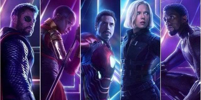 Avengers 4 Body Double