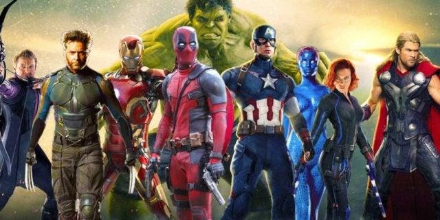 Avengers 4 Fan Trailer X-Men Fantastic Four