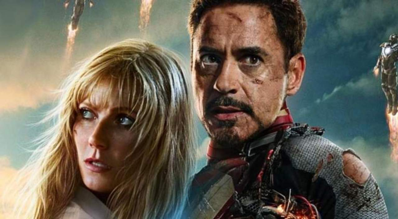 are tony and pepper married in infinity war