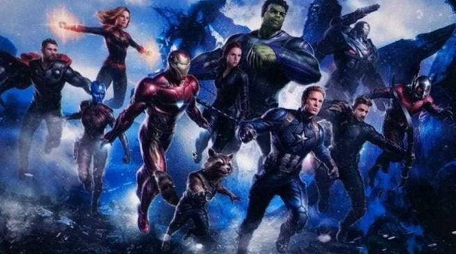Avengers 4 Team Header