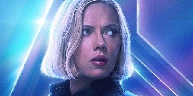 avengers infinity war black widow scarlett johansson