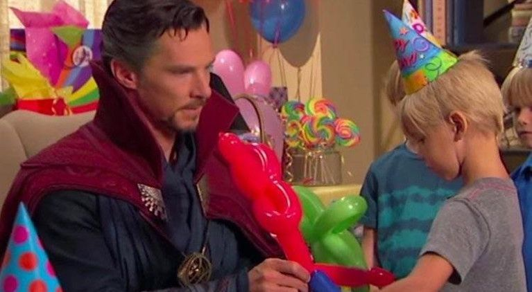 avengers-infinity-war-doctor-strange-balloon-animals-jimmy-kimmel