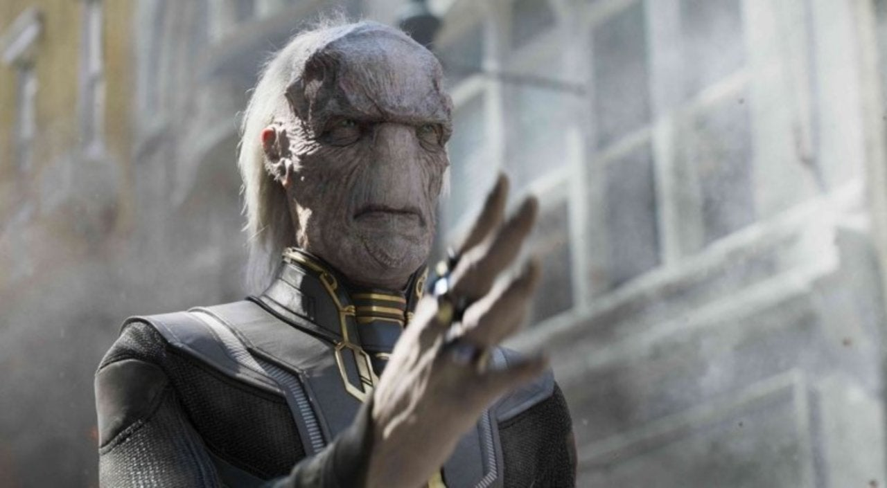 avengers: infinity war' star hopes ebony maw returns