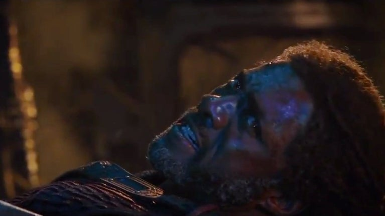 Avengers Infinity War Heimdall
