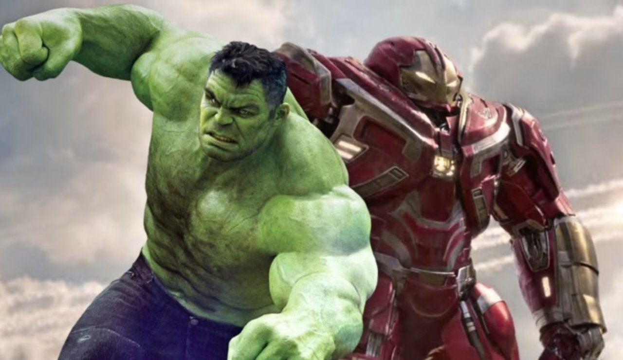 Deleted Avengers: Infinity War Scene Shows the Hulk Bursting out of the Hulkbuster Armor