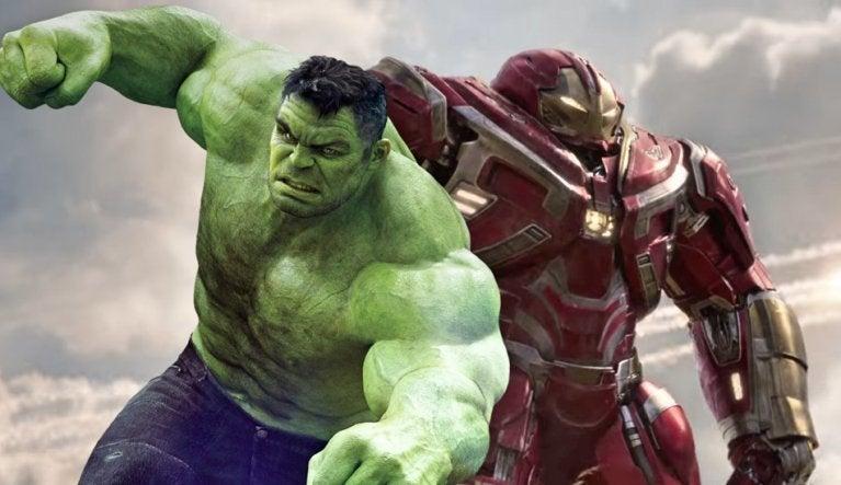 Avengers Infinity War Hulk Hulkbuster comicbookcom